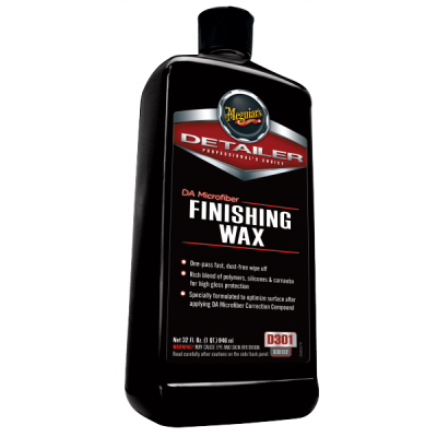 ВОСК DA MICROFIBER FINISHING WAX
