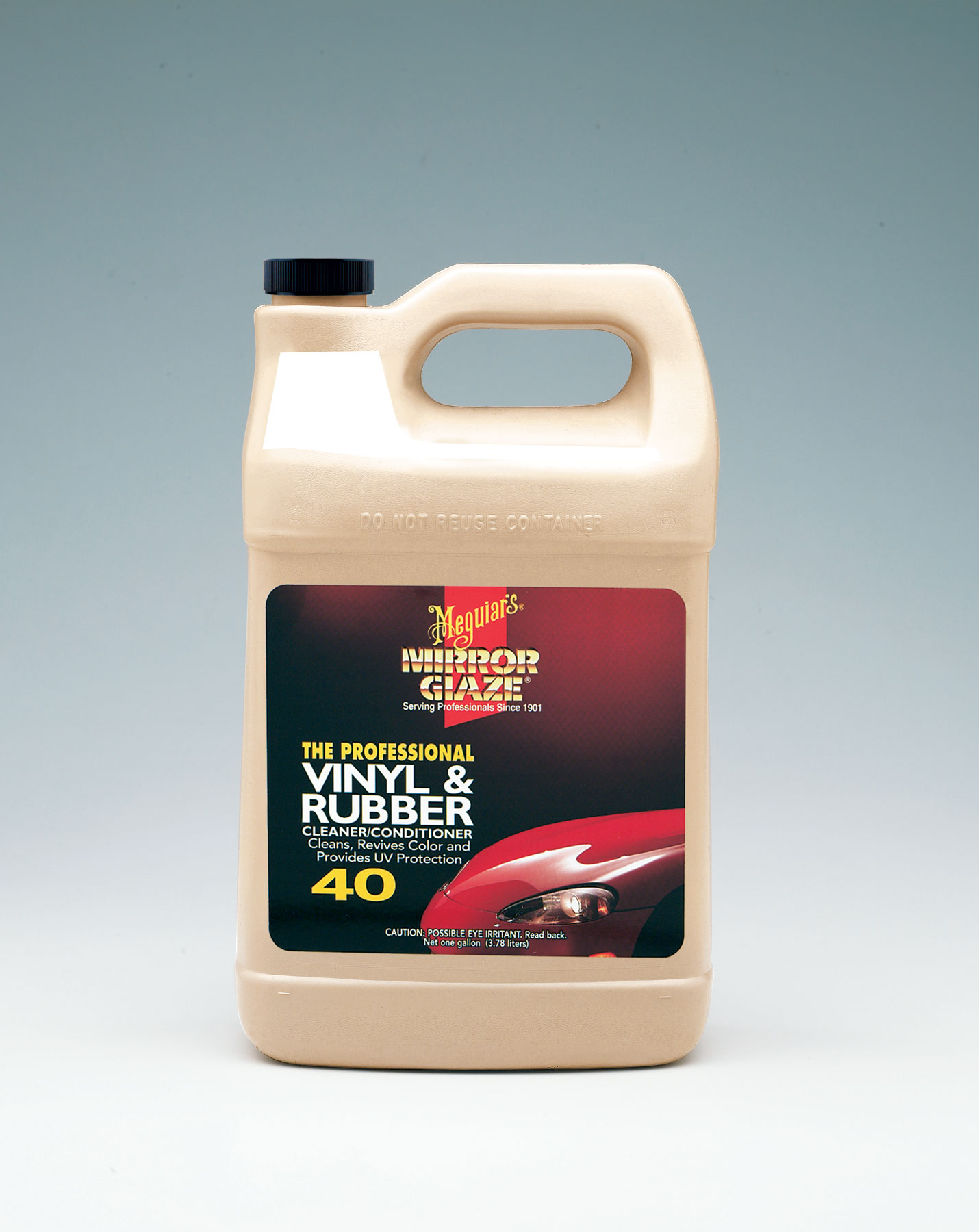 M-40 VINYL & RUBBER CLEANER/CONDITIONER